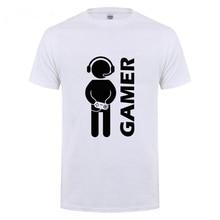Cool Video Game Gamer T Shirt Funny Birthday Gift For Men Husband Boyfrined Boys Kids Children