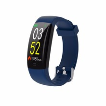 GIAUSA Fitness Bracelet IP68 Waterproof with Heart Rate Monitor Pedometer Activity tracker Smart watch For Android IOS Phone kaimorui kr02 smart bracelet gps ip68 waterproof pedometer heart rate fitness tracker color screen for xiaomi android ios phone
