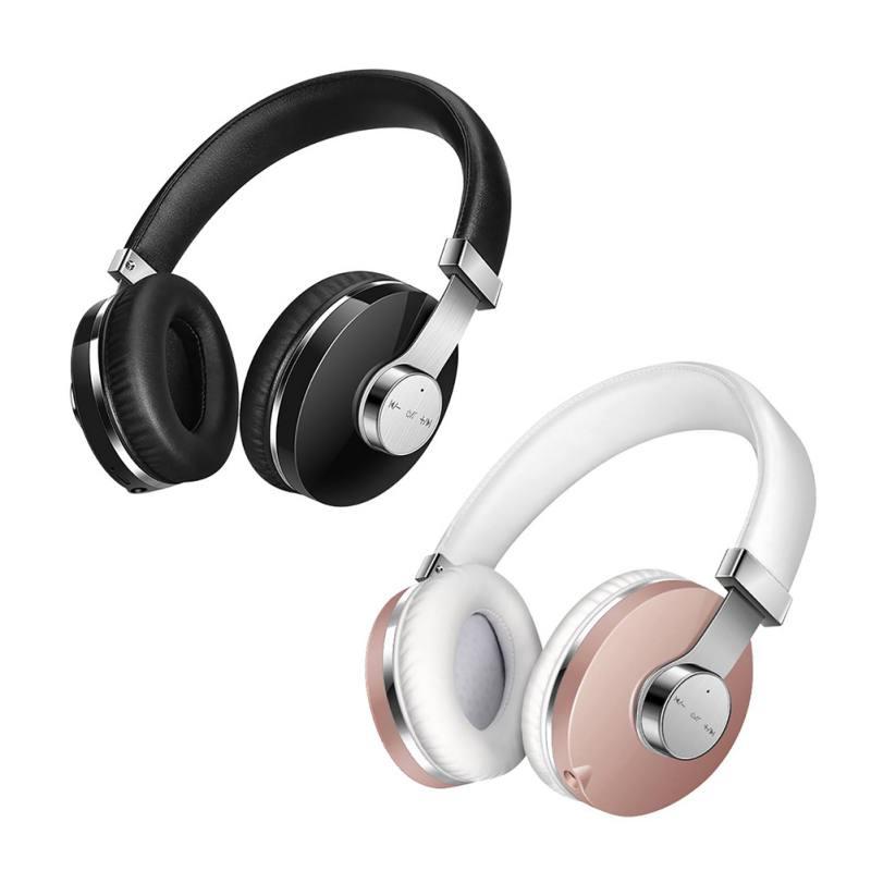 HIFI basse stéréo casque écouteur pour iPhone Xiaomi Huawei PC ordinateur portable T9 CSR Binaural sans fil sport Bluetooth casque