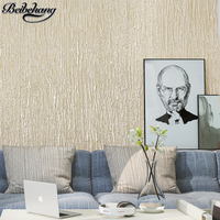 Beibehang Wallpaper Modern Simple Environmental Protection Non Woven Diatom Mud Wall Paper Breathable Living Room Bedroom
