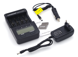 Новинка 2019 Liitokala lii500 LCD зарядное устройство для 3,7 В 18650 26650 18500 цилиндрические литиевые батареи, 1.2В AA AAA NiMH Зарядное устройство