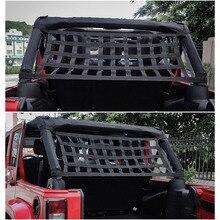 Сверхмощный грузовой на крыше мягкий чехол для отдыха кровать гамак для Jeep Wrangler JK 07-18 CSL2018