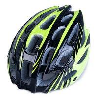 230g 54-62 cm ultralichte Racefiets Helm In-mold Groen Uithoudingsvermogen Fietsen Bike veiligheid Sport Helm Cascos Ciclismo
