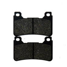 Promo offer Motorcycle Brake Pads For Honda CBR600RR Radial Caliper VFR800 Crossrunner ABS CBR1000RR Fireblade Non ABS CB1000 Non ABS P61