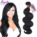 8A Malaysian Virgin Hair Bundles Human Hair Extension Malaysian Body Wave 1 Bundle Malaysian Hair Style #1B Rosa Hair Products