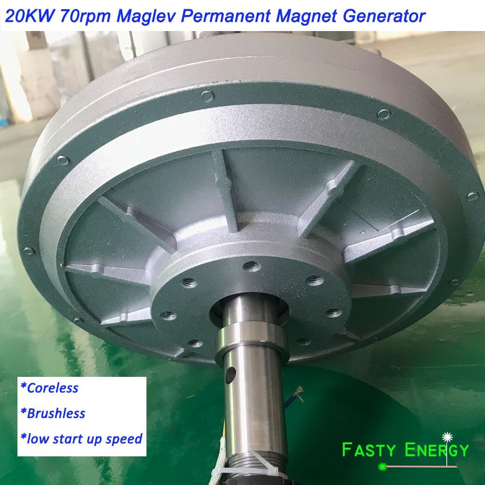 48 Volt Permanent Magnet Alternator Stator Coil for DIY Wind Turbine Generators