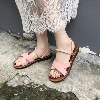COOTELILI Summer Slippers Women Beach Shoes Woman Slides Flat Heels Slip on Sandals Female Sandalen Women Shoes