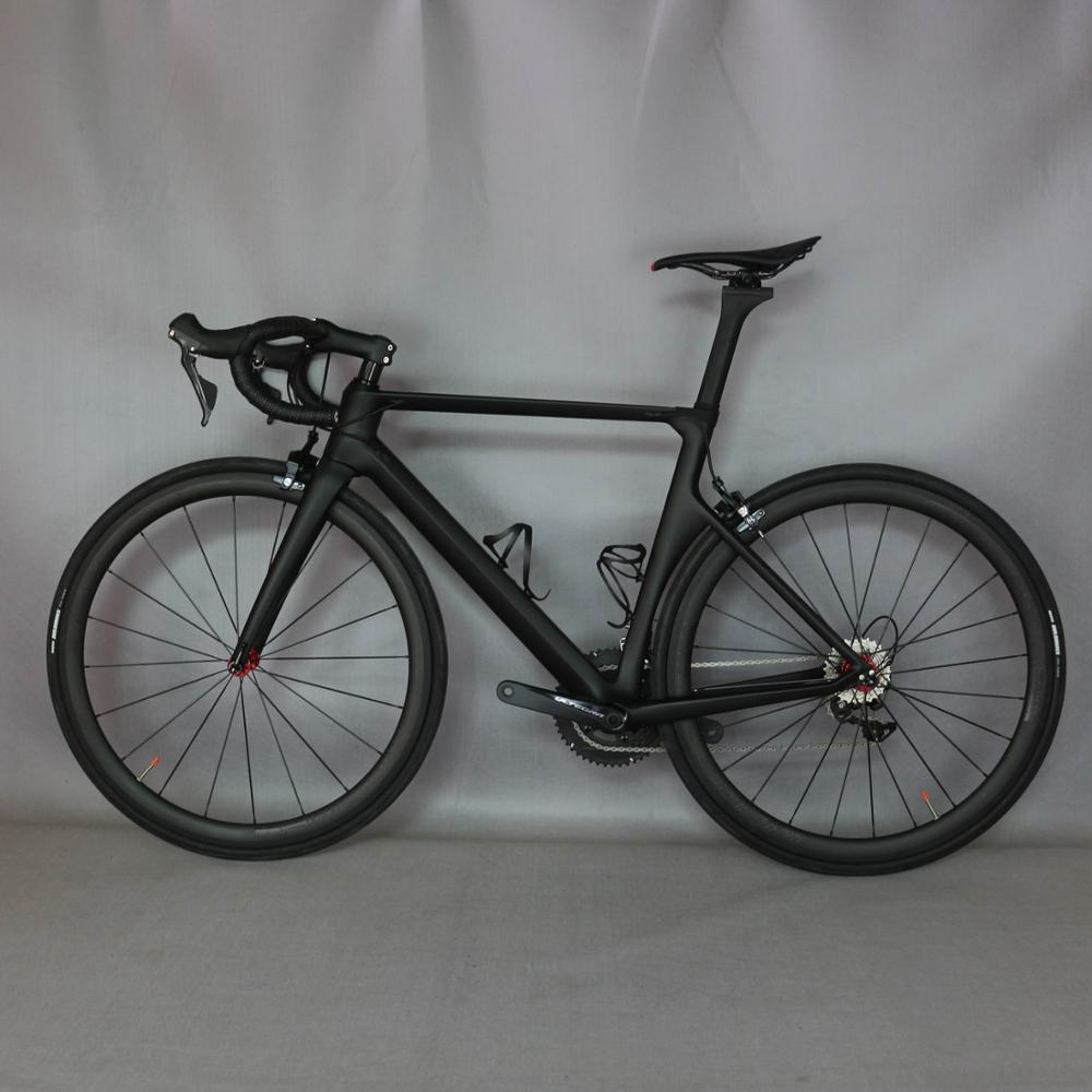 R8000 Groupset  Complete Bike  Carbon Road Bike /22 Speed  Entire Carbon Road Bike/ Factory Price Carbon Road Bike Complete