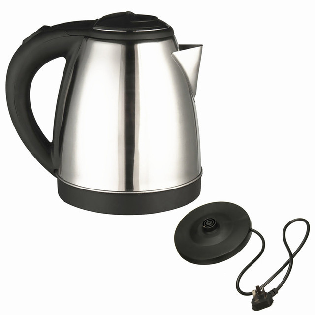 New 1.5L Stainless Steel Quick Heating Electric Tea Kettle Water ...