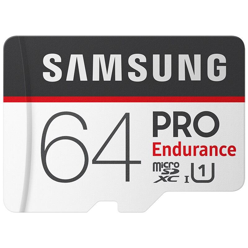 100% Original SAMSUNG PRO Endurance Micro SD Card 128GB 16G 32GB Class10 SDHC SDXC UHS-1 Memory card MicroSD TF Card 100MB/s samsung micro sd card memory card evo plus 256gb 128gb 64gb 32gb 16g class10 tf card c10 sim card 100mb s sdhc sdxc uhs i128gb