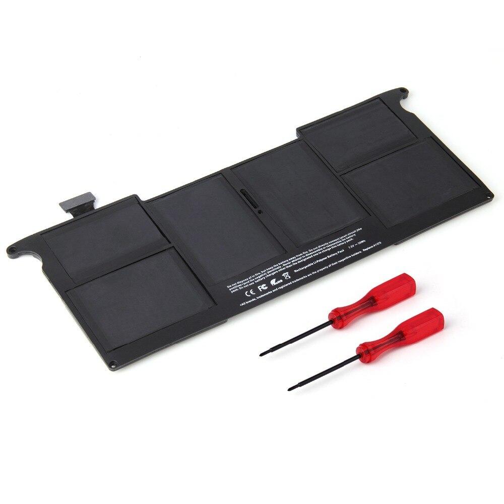 LMDTK nueva batería de ordenador portátil para Apple MacBook Air 11