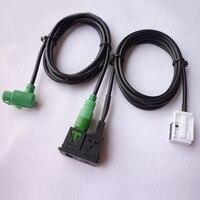 AUX USB buton cable for BMW X5 X6 e88 E90 E91 E92 E93 F07GT F10 F11 F18 E12 F13 F01 F02 F03 F04HYB F25 E70 E71 E72 HYB Z4 E89