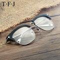 TFJ Бренд солнцезащитных очков женщин очки кадров мужчин зрелище кадр очки близорукость очки кадров женские очки кадров eyewea