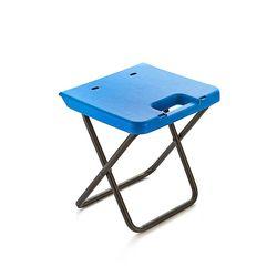 Odkryty Camping grill składany stołek na plaży krzesło składane przenośne ze stali nierdzewnej plastikowe siedzisko w Krzesełka wędkarskie od Sport i rozrywka na