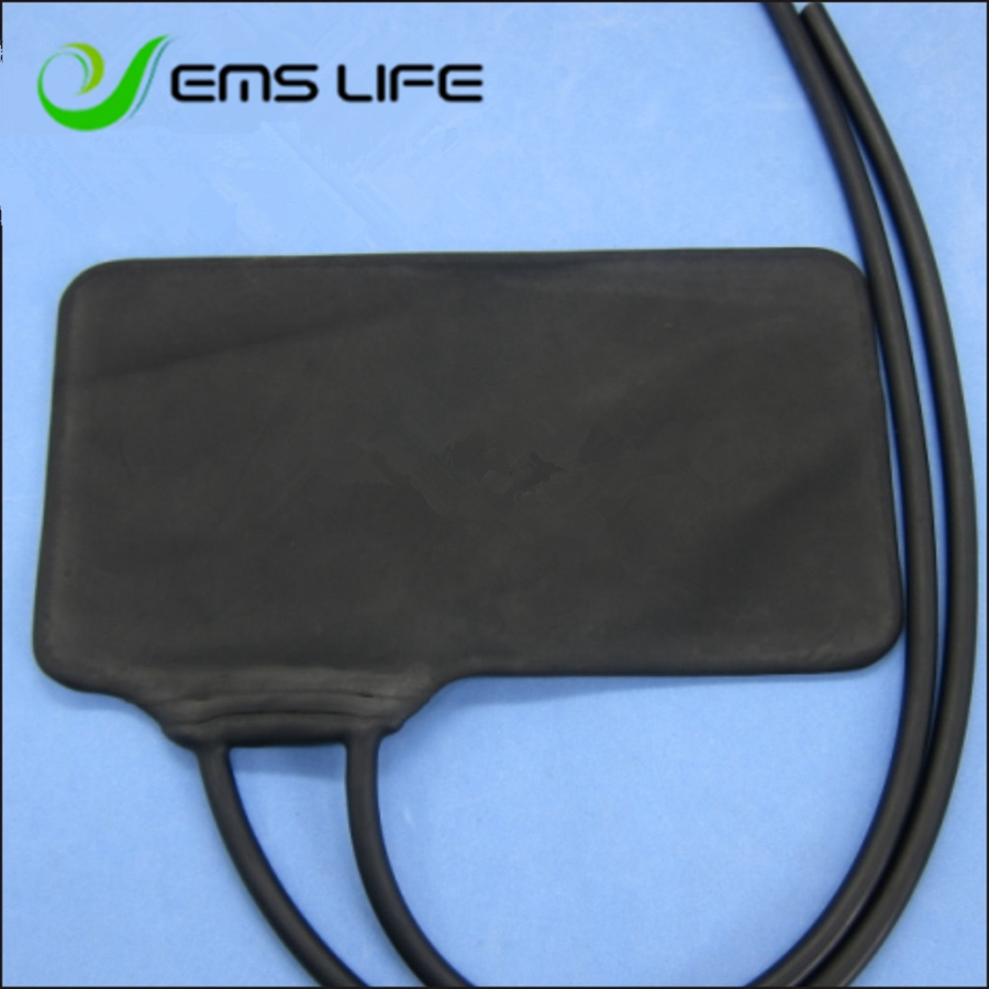 Latex Rubber BP Cuff Bladder For Adult Arm Size 22*12CM With 50cm Length Double Tube