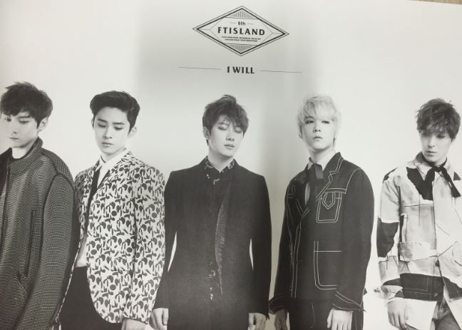 FTISLAND - I Will (5th Album) [OFFICIAL] KPOP POSTER presidential nominee will address a gathering