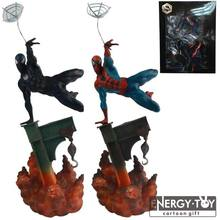 2 tipos de filme super hero spider man spiderman pvc action figure modelo toy boneca presente coleção(China)