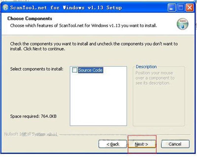 Scantool.net for windows v1.13
