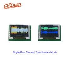 GHXAMP マイクロ多色音楽スペクトラム表示モジュール 0.96 インチ 6 カラー Ips カラー画面時計デュアルチャンネル 30*22 ミリメートル