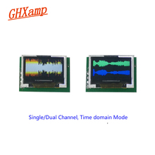 GHXAMP Micro Multicolor Music Spectrum Display Module 0.96 inch 6 Color IPS Color Screen Clock Dual Channel 30*22mm