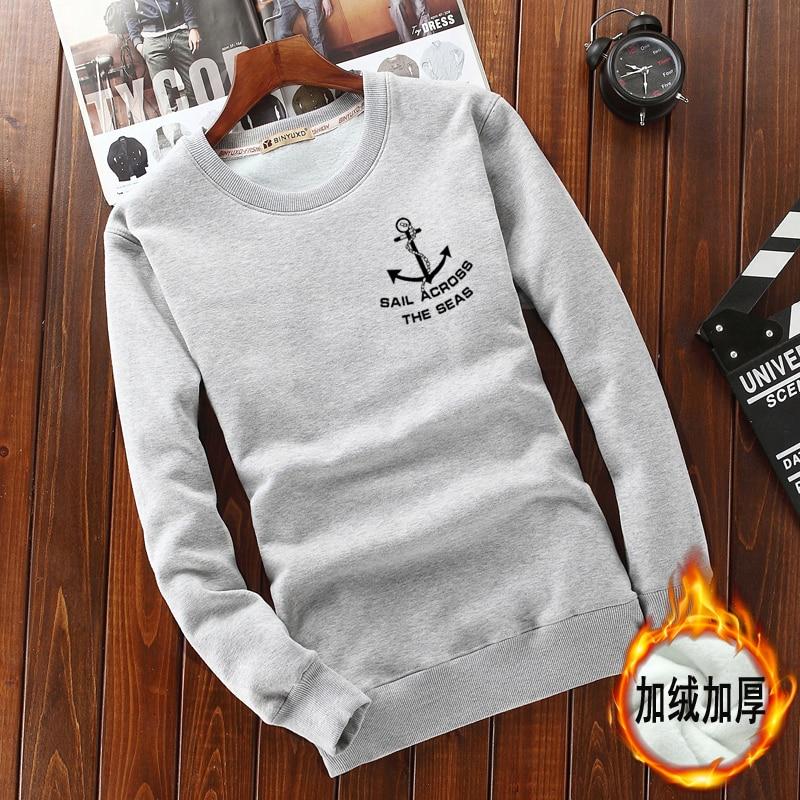 hot sale 2017 Autumn winter men sweatshirt Long sleeve streetwear hip hop harajuku tracksuit hoody wear brand pullover M-6XL
