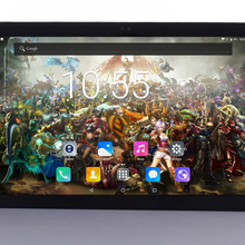 Free shipping 10 inch Tablet PC Android 7.0 4G LTE Dual SIM Call phone tablet 64GB ROM 8.0Mp Camera GPS Deca Core Tablets