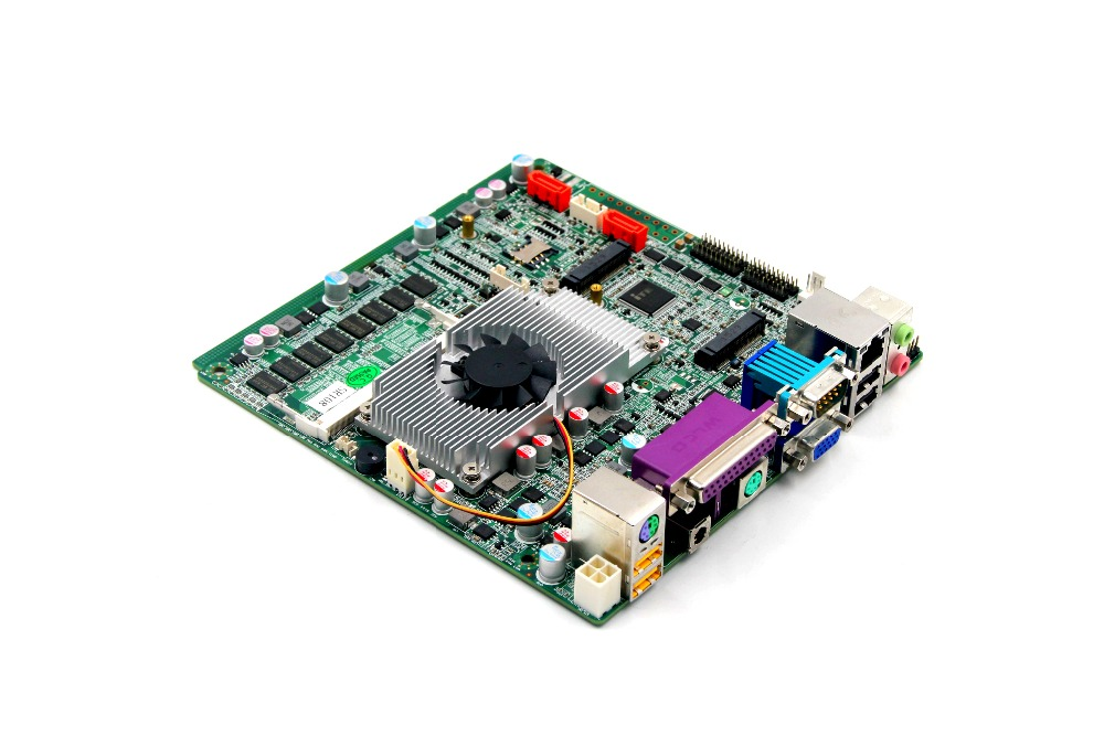 все цены на  Network Security ITX- 1037u Firewall Motherboard With 1*1000M ethernet port/6 *Coms  онлайн
