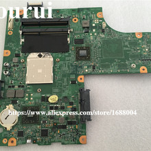 Para Dell Inspiron 15R M5010 motherboard 48.4HH06.011 Notebook CN-0YP9NP YP9NP DDR3 0YP9NP laptop motherboard 100% Testado