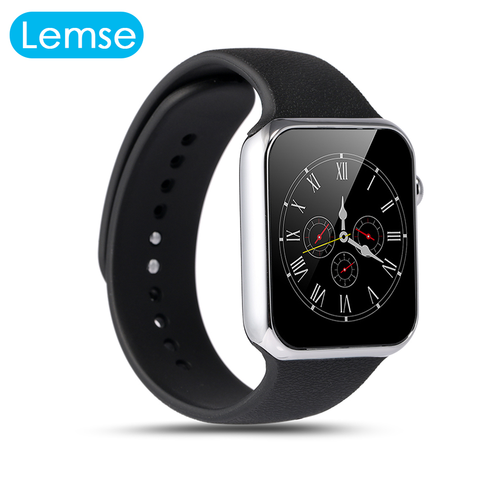 New Hot A9 Bluetooth Smart watch for Apple iPhone Samsung Android Phone relogio inteligente reloj smartphone