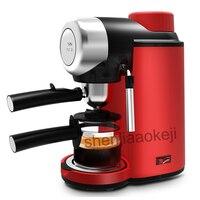 Fantasia Máquina de Café comercial Totalmente Automático máquina de Café Espresso Cappuccino latte escritório uso doméstico 220 v 800 w