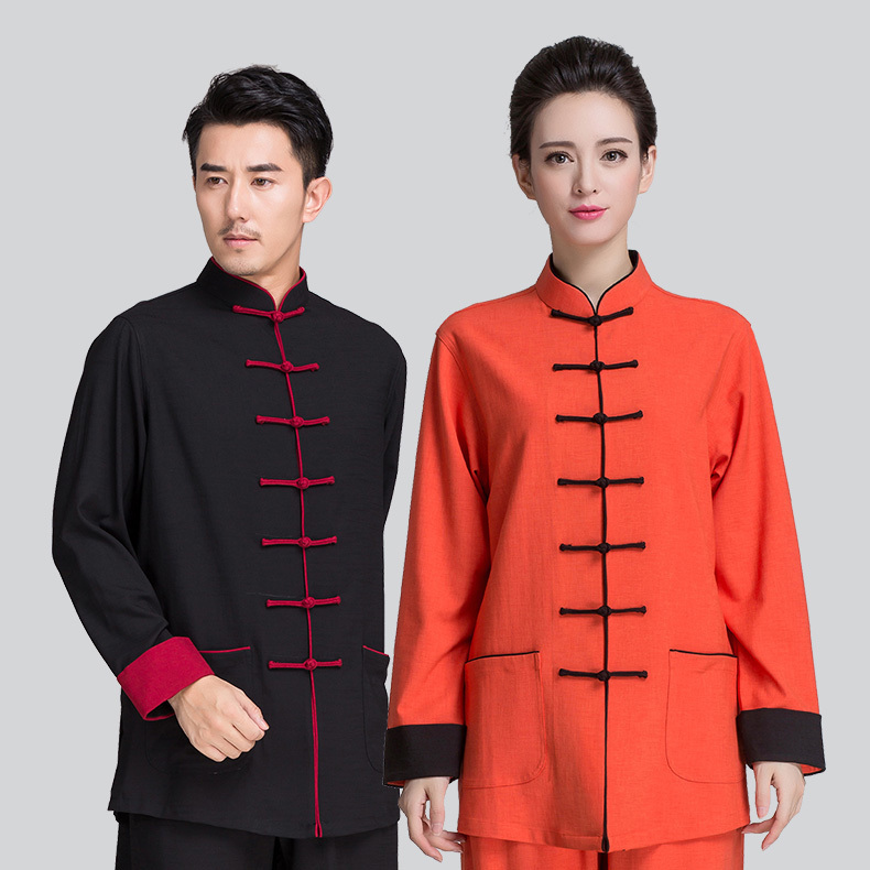 Tai Chi Uniform Wushu Kung Fu Martial Art Suit  Chinese Stlye Taiji Boxing Performance Clothing Jacket And Pants