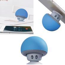 Cartoon Bluetooth Speakers Mini Mushroom Shape Bluetooth Speakers Waterproof Wireless Speakers