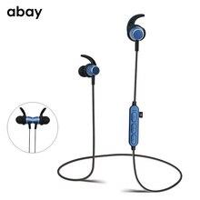 Bluetooth беспроводные Hifi бас наушники с микрофоном TF sd карта fm-радио спортивные наушники гарнитура наушники магнитные для мобильного телефона