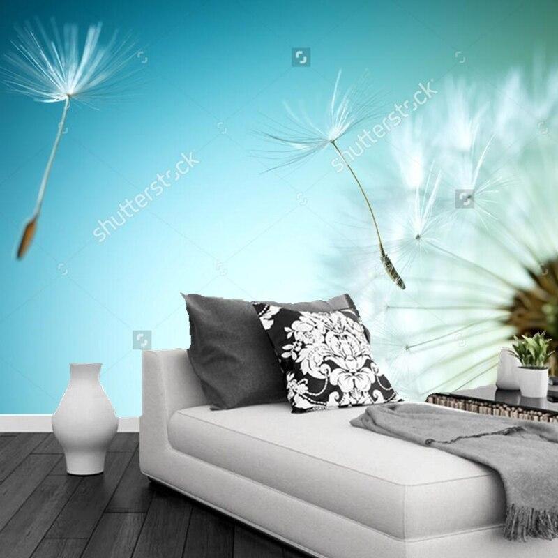 Compra paisaje papel tapiz para paredes online al por - Papel pintado paisaje ...