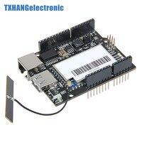 Verkauf Leistungsstarke Iduino Yun Schild Linux WiFi Ethernet USB Projekt Duemilanove Entwicklungsboard