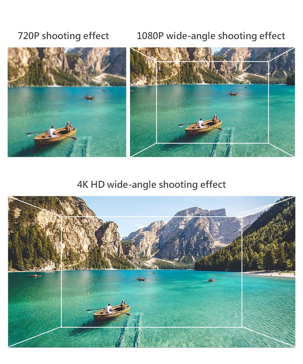 SG106 WiFi FPV RC Drone 4K caméra flux optique 1080P HD double caméra aérienne vidéo RC quadrirotor avion Quadrocopter jouets enfant - 3