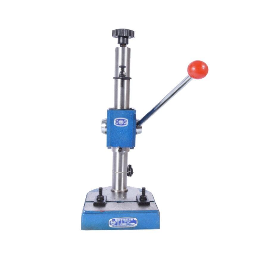 J03-0.5A präzision handpresse/hand pull punch, Maximale klemmhöhe 140mm, nenndruck 5KN Manuelles Stanzen maschine