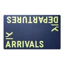 Airplane Funny Entrance Custom Doormat Door