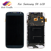 5Pcs/Lot AAA+++ LCD For Samsung Galaxy S4 Screen For Samsung Galaxy S4 i9500 i9505 LCD Display Touch Screen Digitizer Assembly