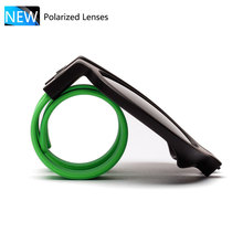 Slap Polarized Bracelet Sun Glasses (Unisex)