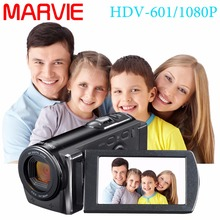 Marvie FHD 1080P Digital Video Camera fotografica Camcorder 20MP 3″ Screen External Battery Support SD Card with HDMI filmadora