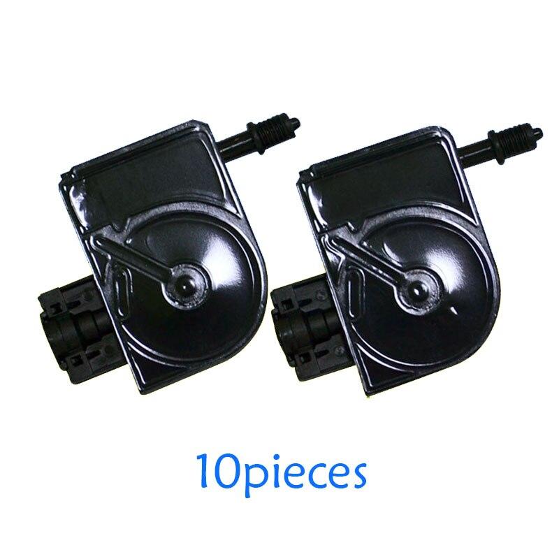 10pcs For Epson DX5 UV printer Ink Damper For EPSON Stylus Proll 4000 4800 7400 7800 9800 9400 9450 Flat Printer UV Ink Damper