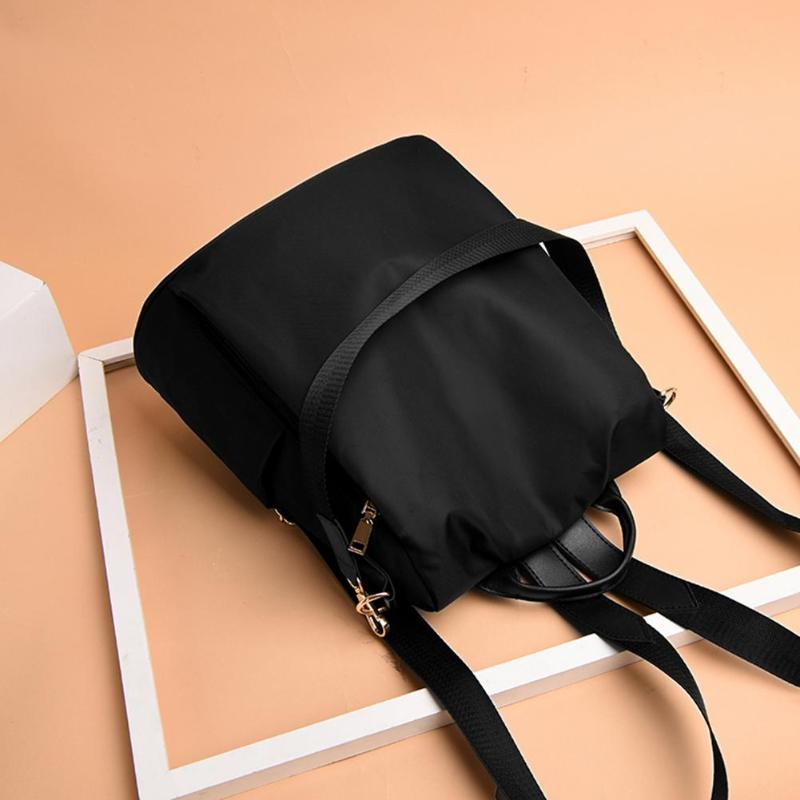 HTB1pN ONgHqK1RjSZFEq6AGMXXaq Fashion Oxford Women Anti-theft Backpack High Quality School Bag For Women Multifunctional Travel Bags