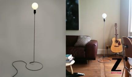 Replika maddəsi Kordon lampa Mini Dizayn Evi Stokholm işıqları - Daxili işıqlandırma - Fotoqrafiya 4