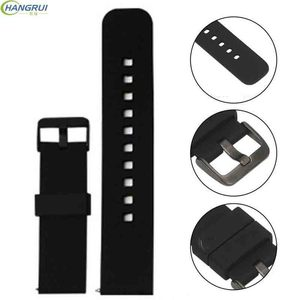 22mm Breathable Silicone Strap