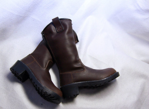 BJD doll shoes motorcycle boot for 1/3 1/4 BJD SD17 Uncle SSDF DOLLSHE 5TH ID IP EID Big Foot Doll Shoes SM9