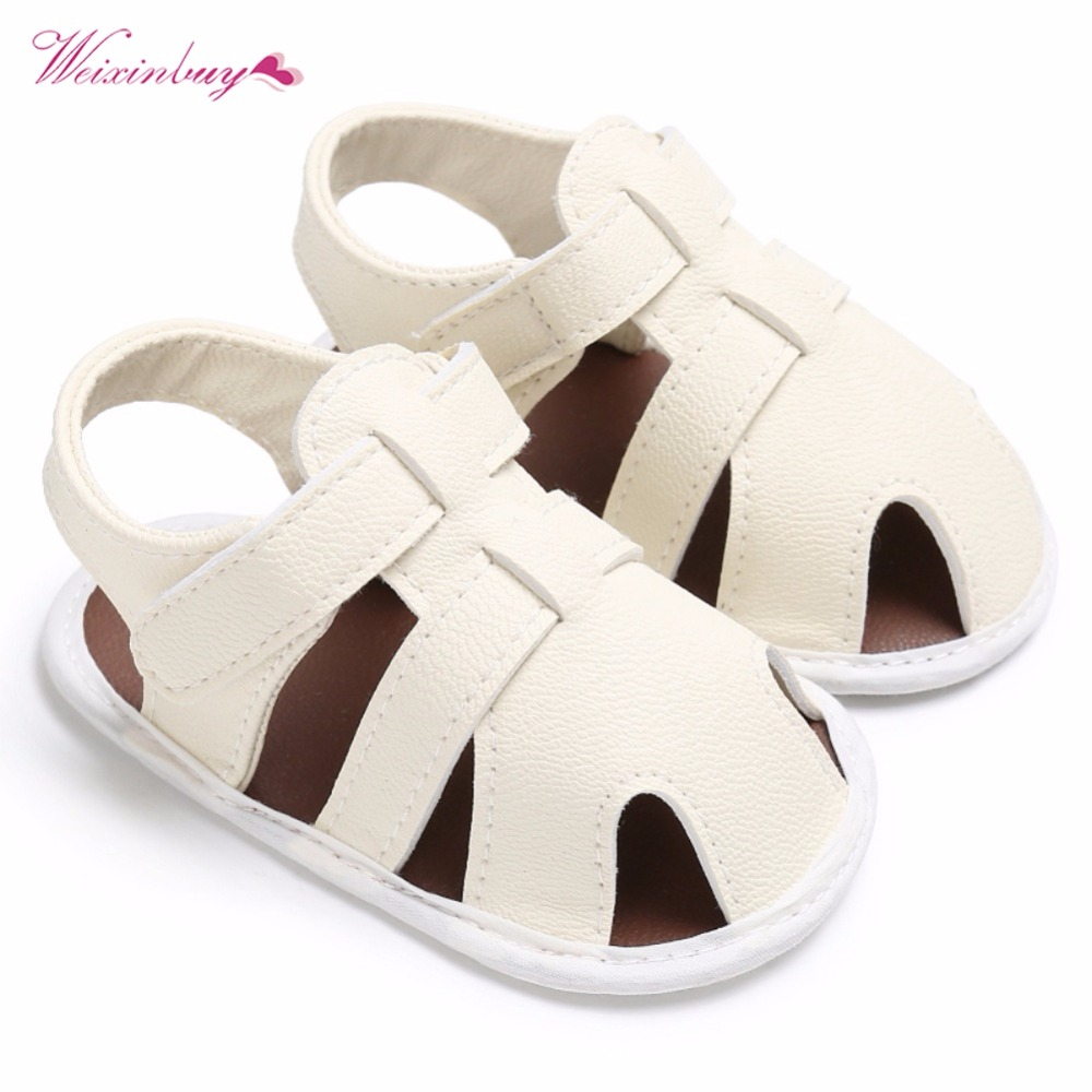 Shoes Baby-Boys Prewalker Soft-Soled Newborn Infant Kids Cute Schoenen