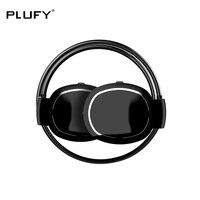 PLUFY Sports Bluetooth Headset CSR4 1 Touch Wireless Earphones Music Headphones Auriculares Inalambrico Bluedio Audifonos