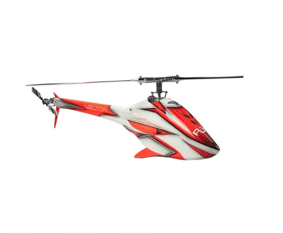 RJX700 3D Velocità 700 RC Elicottero 2019 Concorso In Edizione Limitata Kit