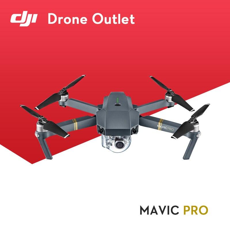DJI Mavic Pro 4K HD Camera Quadcopters Helicopters GPS ...